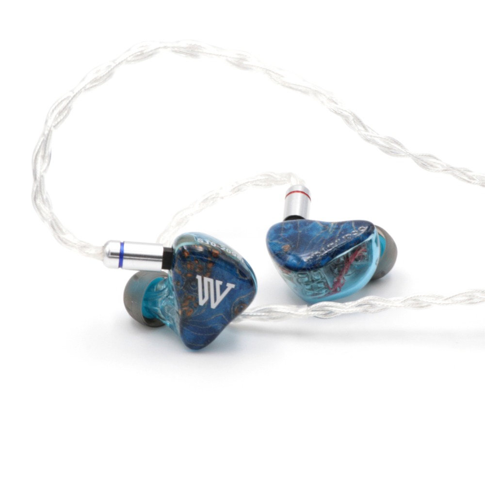 Miedo de Audio S10 genio 10BA conductor en la oreja los Monitor HiFi auriculares Knowles sonión armadura equilibrada con 0,78mm de Cable desmontable