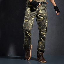 Military Pants Men Men's Camouflage Cargo Pants Army Trousers Mens Winter Warm Tactical Militari Baggy Camo Denim Pants.FA04