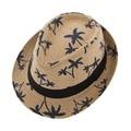 La venta al por mayor caliente 2016 de las mujeres masculinas sunbonnet sombrero sombrero de paja