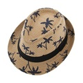 The wholesale hot  2016 male women's hat sunbonnet straw hat