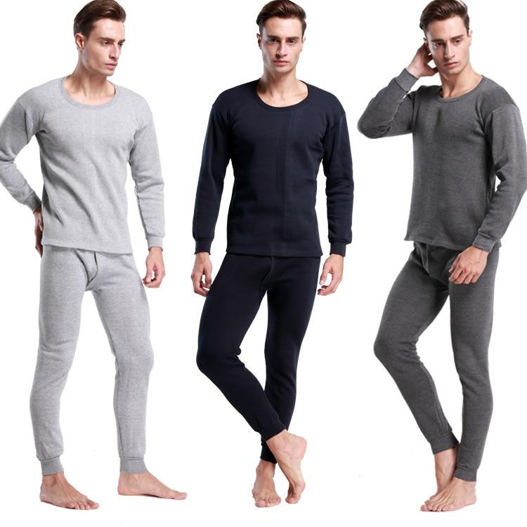 Popular Mens Thermal Pajamas-Buy Cheap Mens Thermal Pajamas lots ...