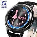 Relogio feminino Xingyunshi LED Relógio Digital à prova d' água Relógios De Pulso Marca de Luxo Popular Mulheres Casual relógios de Pulso de Moda