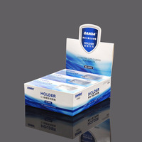 COURNOT Disposable Plastic Cigarette Filter Tips 5 MM Food Grade Plastic Cigarette Holder Mouthpiece Filtration Cleaning holder 3