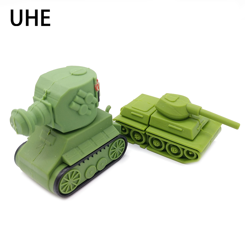 USB flash drive 64gb 32gb 16gb 8gb 4gb cartoon tank pen drive memory card battle city usb stick armored car pendrive cle usb ...