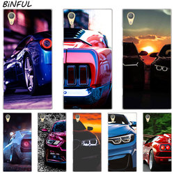 На Алиэкспресс купить чехол для смартфона sport car lamp style clear cover case for sony xperia z3 z5 premium m4 aqua m5 x xa xa1 c4 c5 e4 e5 xz xz2 compact plus