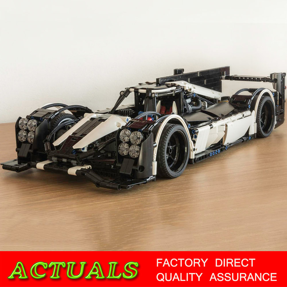 The 2207pcs Technic Series Moc 5530 Hybrid Super Racing Car Educational Toys Building Blocks Birthday Toys