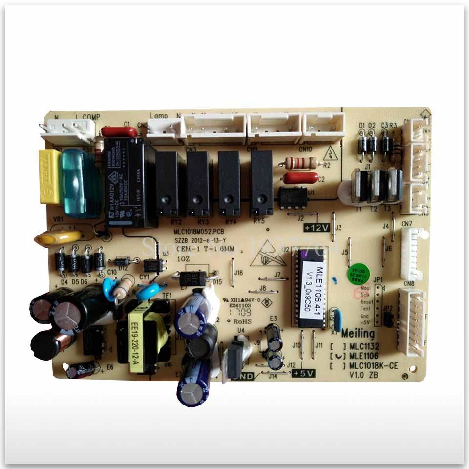frequency refrigerator computer board circuit board MLE1106 /B0996 E1106.4-1 B0996.4-1 B0996 tle4729g automotive computer board