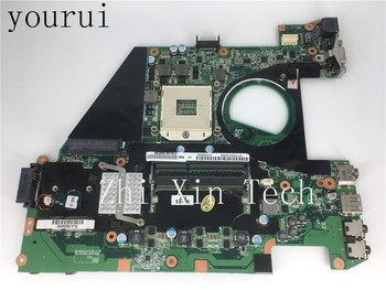 yourui Laptop motherboard For NEC AR1-H2 RR2 LS550/D DA0FF2MB6E1 DA0FF2MB6B0 DA0FF2MB6E0 DA0FF2MB6C0