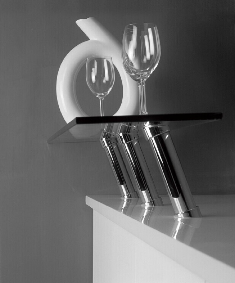 2Pcs/Lot Premintehdw Diagonal Slanted Breakfast Bar Support Shelf Sushi Bar Kitchen For Both wood and Glass Shelf breakfast for champions
