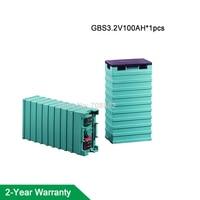 1pcs GBS 3.2V100AH LIFEPO4 Battery for electric car/ solar/UPS/energy storage etc GBS LFP100AH