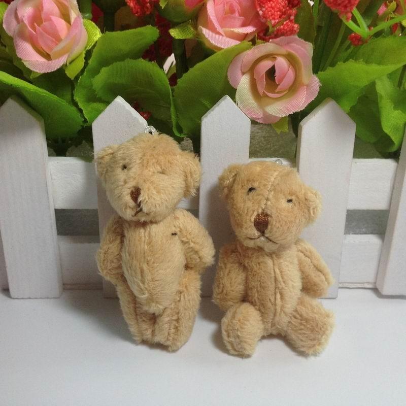 6cm long wool teddy bear (6)