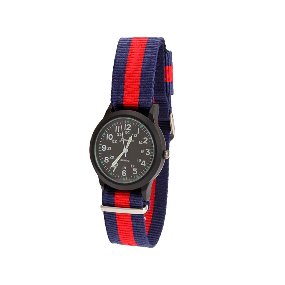 new famous brand men children boys girls fashion cool quartz Saber watches students canvas electronic Wrist watch drop shipping (6)