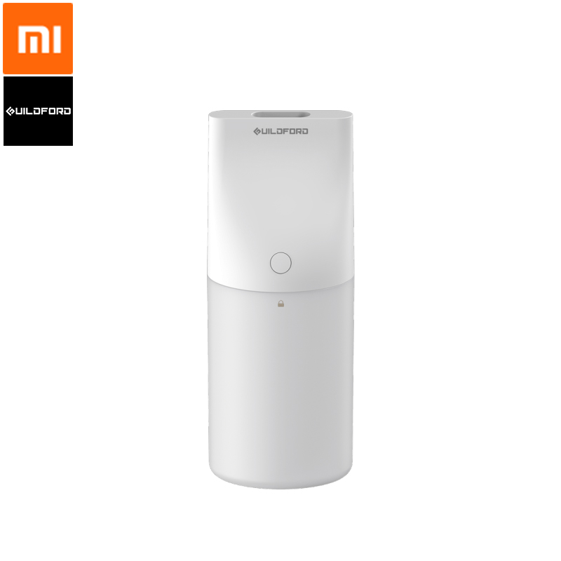 Xiaomi Guildford Table top Air Humidifier Desk top Humidifier Portable Air Purifying 320ML with Night Light USB Type C PortSmart Remote Control   -