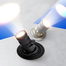 Thrisdar zoom Светодиодный точечный светильник с регулируемым