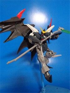 Image 4 - Bandai Gundam 1/144 GUNDAM DEATHSCYTHE HELL CUSTOM Mobile Suit Assemble Model Kits Action Figures Plastic Model Toys