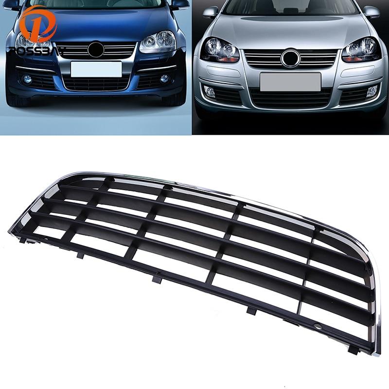 Bumper Trim For 2005-2010 Volkswagen Jetta Set of 2 Front Left /& Right Side