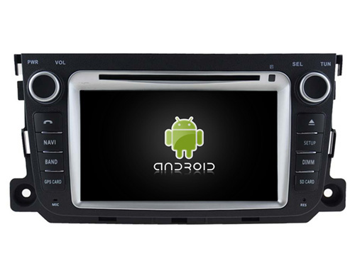 Android 7 1 CAR Audio DVD player FOR BENZ font b SMART b font 2010 2014