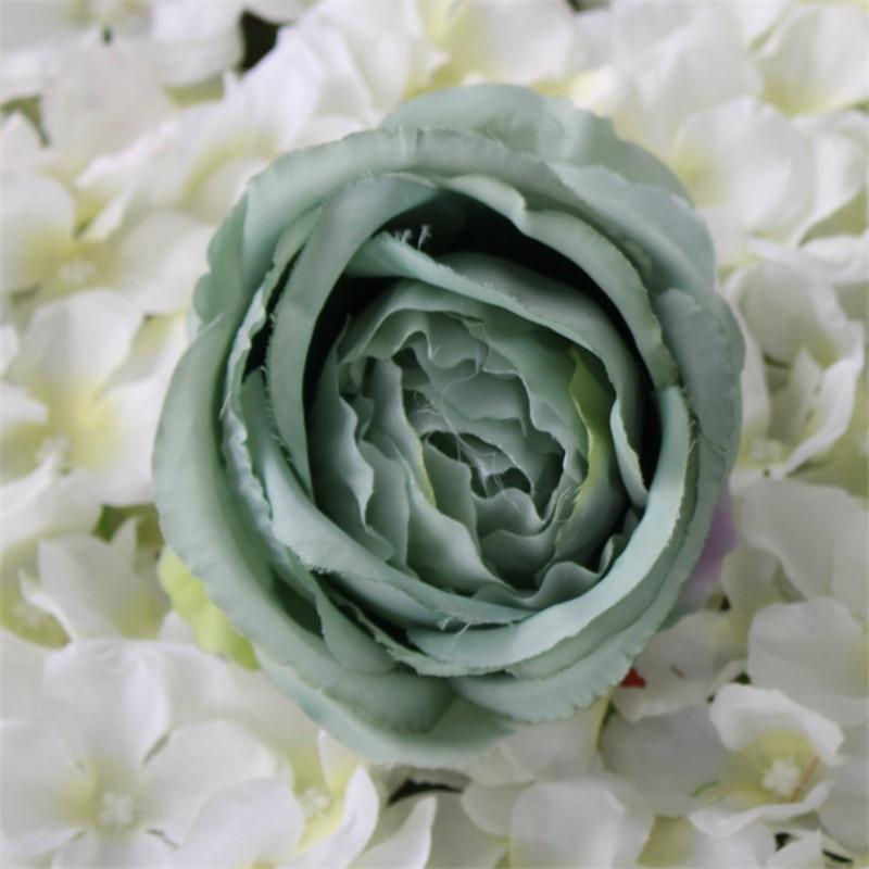 100 stks/partij grote rose bloemhoofdjes zijde DIY bruiloft nep regeling bloem winkel etalage hotel muur DIY decoratie voor thuis-in Kunstmatige & Gedroogde Bloemen van Huis & Tuin op  Groep 2