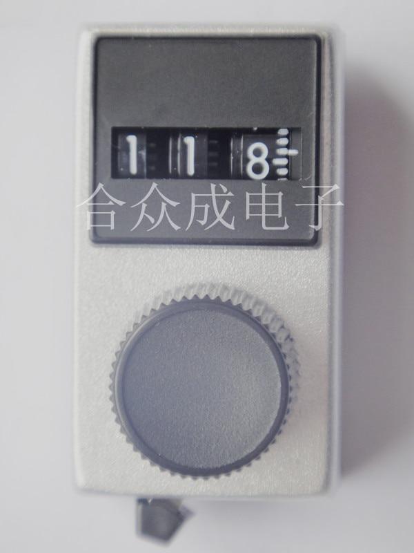 [VK] 15-1-11 bouton numérique trois lectures spectrol bouton numérique commutateur à cadran