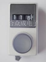 [VK] 15 1 11 Digital Knob Three Readings spectrol Digital Knob dial switch