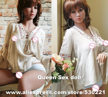 NEW 155cm Top Quality Silicone Adult Dolls Realistic Female Sex Doll Artificial Vagina Real Pussy Anal Adult Sex Toys
