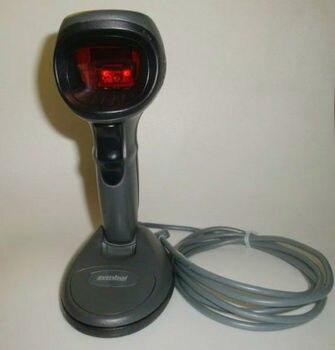 Escáner lector de código de barras 2D QR con imagen de área manos libres usado Motorola Symbol DS9808