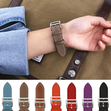 Applicable for apple watch3 strap iwatch1/2 handmade leather Apple Watch men and women