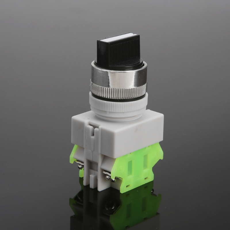 все цены на Rotary Three Position Selector Switch Power Ignition LAY7-20X/3 #G205M# Best Quality онлайн