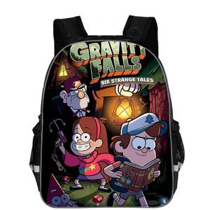 Cartoon Gravity Falls Backpack