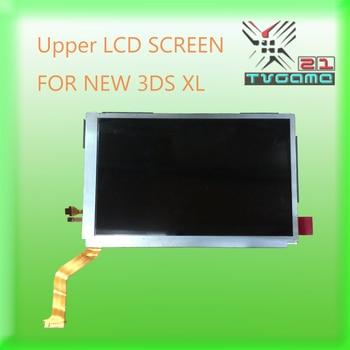 50PCS/LOT!100% Test!Original NEW TOP LCD Display Screen for NEW 3DS XL Upper LCD Screen For NEW 3DS LL