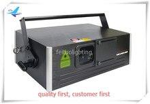 (2/lot)Party lights dj laser lights rgb 2.4w mini laser stage lighting projector