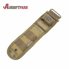 EMERSON 1000D Nylon Tactical Knife Case Molle Pouch Durable Protector Knife Holster Case Bag for Tactical Hunting Hiking Camping