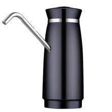 Portable Automatic Electric Portable Water Pump Dispenser Gallon Bottle Switch Outdoor  Smart Wireless Water Pump Appliances