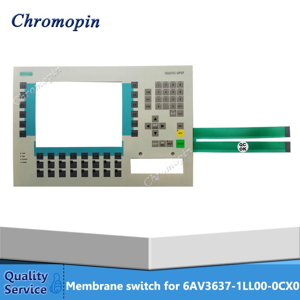 все цены на Membrane switch for 6AV3637-1LL00-0CX0 6AV3 637-1LL00-0CX0 6AV3637-1LL00-0FX0 6AV3 637-1LL00-0FX0 OP37 онлайн