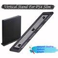 1 pc suporte vertical doca mount cradle suporte para sony playstation 4 ps4 console magro