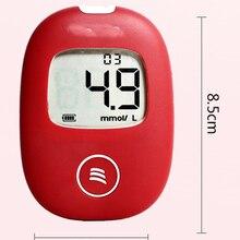 Сильная анти-помех и стабильной сахара в крови Тесты er дома код-Free Автоматическая Тесты глюкозы Тесты полоски