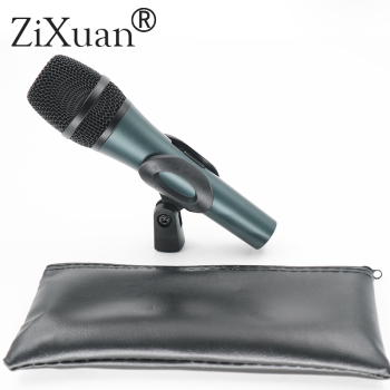 Top Quality and Heavy Body e845s Professional Dynamic Super Cardioid Vocal Wired Microphone microfone microfono Mic