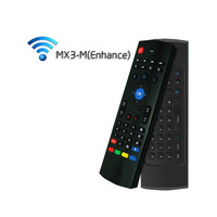 MX3 Air Mouse Wireless Mini Keyboard 2.4Ghz For Mini PC HTPC Laptop Smart TV kiii Z4 M8s T95 Android TV Box Remote Control