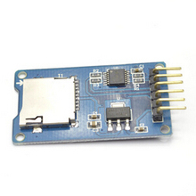 5pcs/lot  SD card reader moudle micro SD SPI interface for arduino mcu module