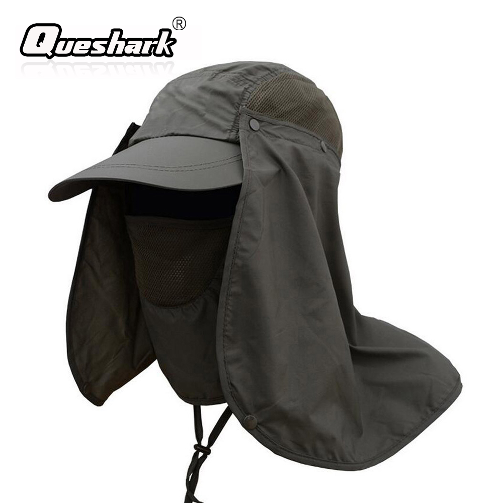Men/Women Sun Face Mosquitos Protector Hat Big Wide Brim Neck Flap Fishing Climbing Hunting Travel Camping Hiking Cap
