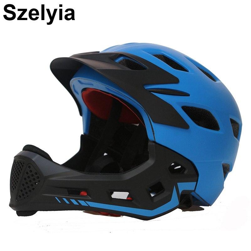 Szelyia 4-8 ans vtt VTT vélo vélo casque équipement casques de sécurité Skateboard équitation escalade moto