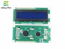10 יח\חבילה 1602 מסך LCD (מסך כחול) 51 תומכים למידה לוח מסכי LCD עם תאורה אחורית