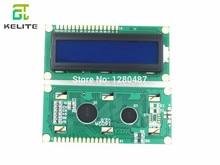 10 cái/lốc 1602 màn hình LCD (màn hình màu xanh) 51 hỗ trợ hội đồng quản trị học màn hình LCD với đèn nền