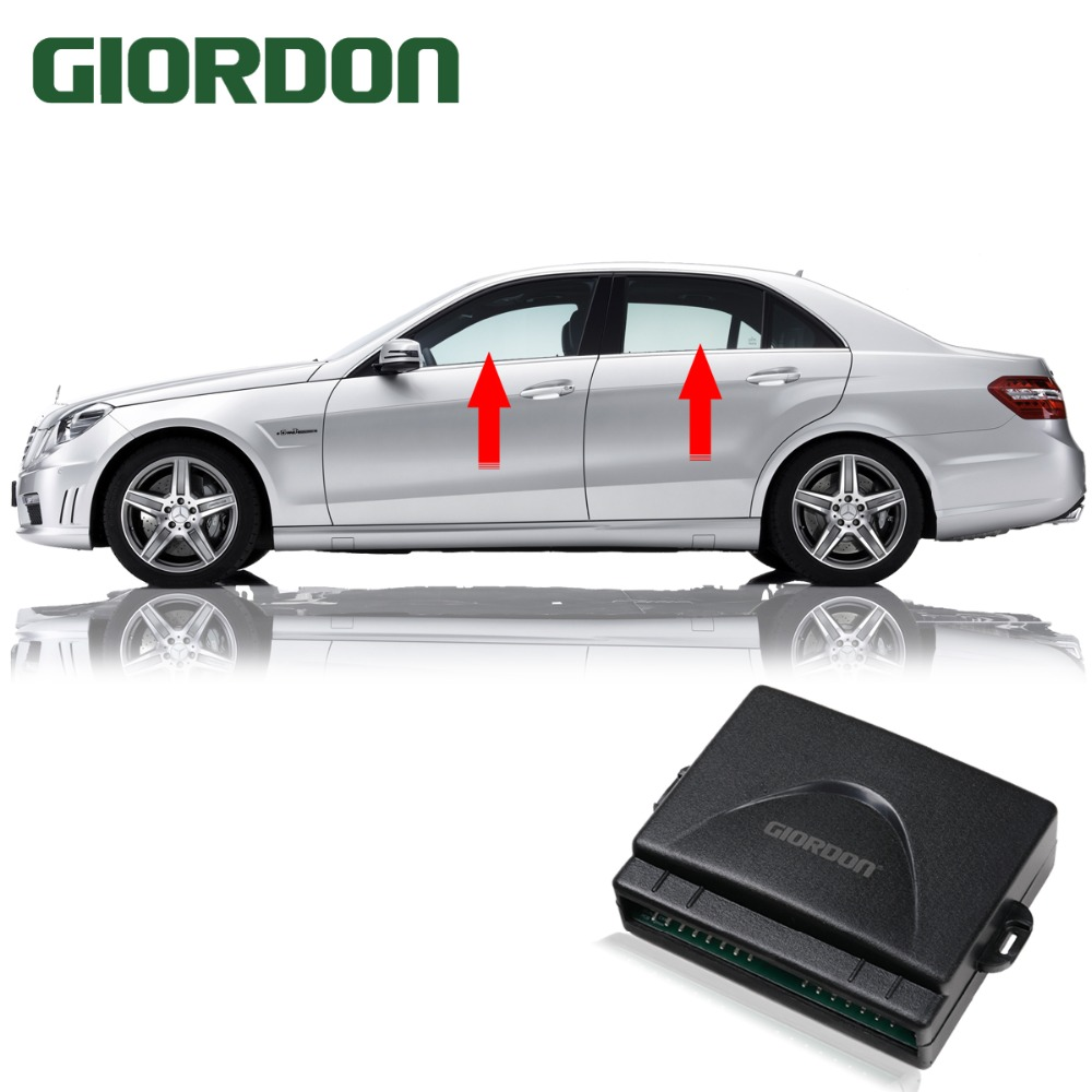 Universal Car Window Automatically 5 - Useful Feel Closer Automotive Safety System Equipment Auto Parts V686WR - II
