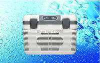 19L двойного охлаждения автохолодильник