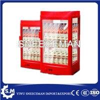 Bebida quente showcase/armário de exposição de Bebidas aquecida