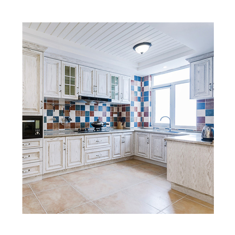 Factory Outlets Modern Style Pantry Lacquer Kitchen Cabinets