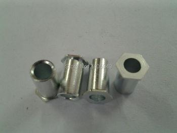 SOA-63.6-3  Thru-hole  unthreaded  standoffs,  aluminum 6061,nature ,PEM standard,in stock, Made in china,