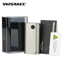 Original wismec grillo ruidoso ii-22 mod directa de salida/salida de tensión constante grillo ruidoso 2 caja mod 510 hilo sencillo vaping