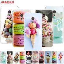 HAMEINUO летние Мороженое крышка чехол для телефона для Meizu M6 M5 M5S M2 M3 M3S MX4 MX5 MX6 PRO 6 5 U10 U20 note plus